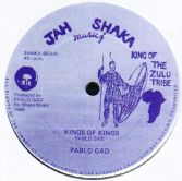 Pablo Gad - Kings Of Kings / Lords Of Lords Dubwise (Jah Shaka Music) UK 12""